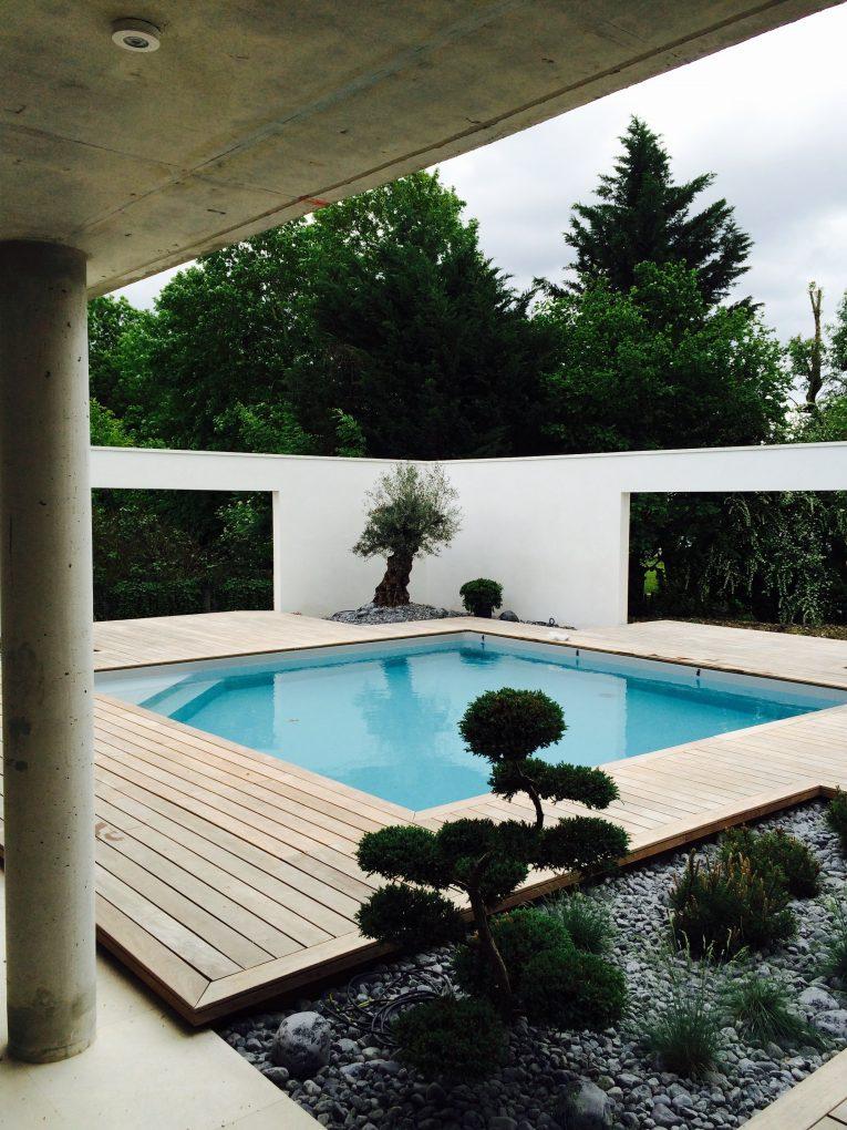 Vendeur de piscines en Gironde